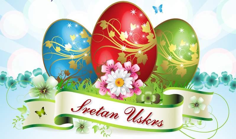 sretan vam uskrs Dragi čitatelji, sretan Van Uskrs   Kastela.COM sretan vam uskrs